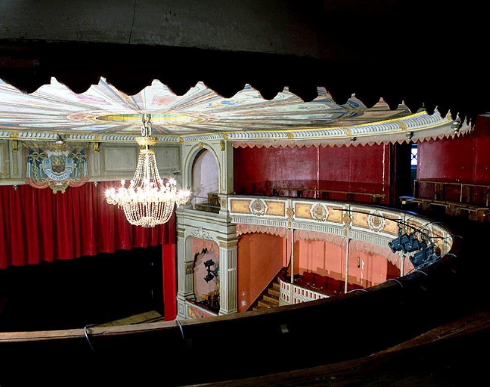 poulailler theatre