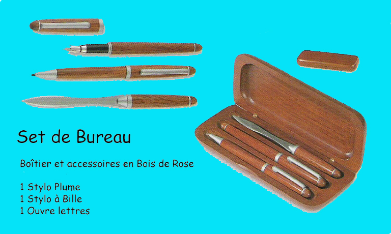 Set de bureau for Set de bureau fantaisie