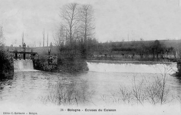 Bologne Ecluse du Colleron Haute Marne  ©