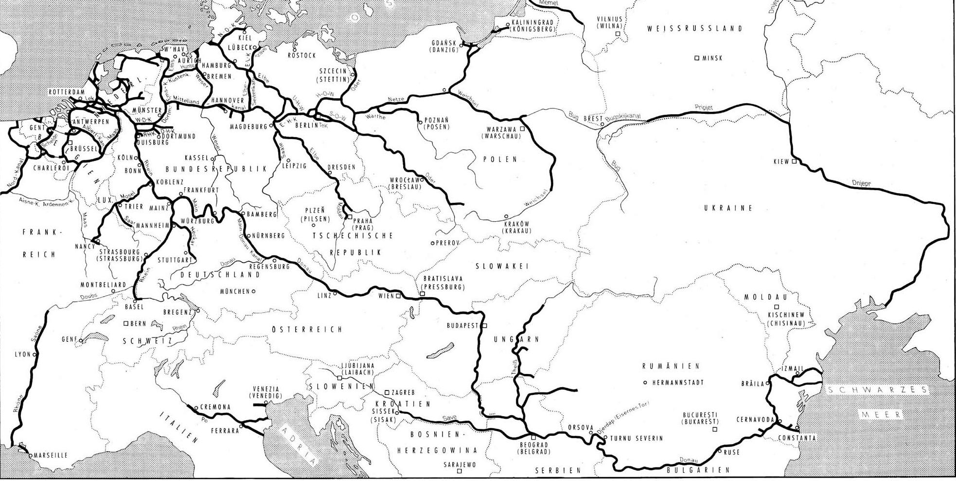 Redécouvrir la france par ses fleuves et rivières :